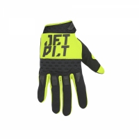 Rękawice na skuter wodny Jet Pilot Matrix Matrix Race glove full finger yellow/black
