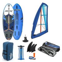 Komplet windsurfingowy - deska STX WindSURF WS 250 + pędnik EVOLVE RIG