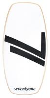 Deska skimboard 667 Twin Tip white