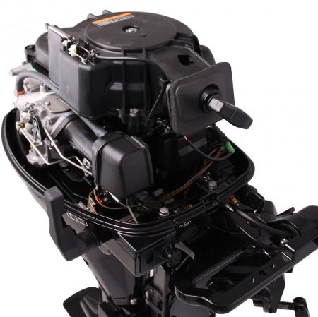 Silnik zaburtowy do łodzi - Parsun 8 HP - rodzaj kolumny: krótka