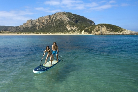 SUP Aqua Marina Super Trip 2+1 Family + 2 paddles