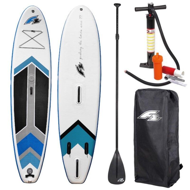 Deska Wind SUP board F2 Team 10' (możliwość pływania z żaglem)