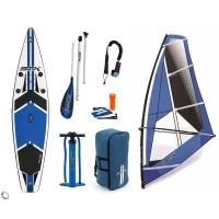 Deska SUP board STX Wind Sup Tourer 11.6 deska + żagiel 4,4 m2