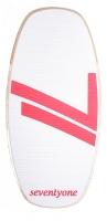 Deska skimboard 665 Twin Tip white