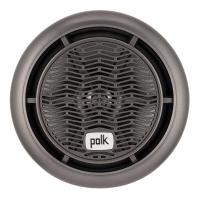 Głośnik Polk Ultra Marine UMS 200 Watt z podświetlanym pierścieniem LED (smoke)