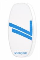 Deska skimboard 665 Twin Tip white blue