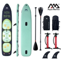Deska SUP Aqua Marina Super Trip Tandem (pompowana) + 2 wiosła