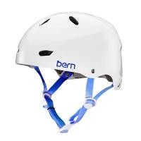 Kask do sportów wodnych Bern Brighton H2O Gloss White
