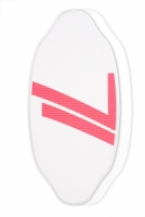 Deska skimboard Gopher Twin Tip white pink