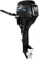 Silnik zaburtowy Parsun 9.8 HP - rodzaj kolumny: krótka, sterowanie trymu: manualne, rumpel, rozruch: manualny,