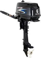 Silnik zaburtowy do łodzi - Parsun 6 HP - rodzaj kolumny: krótka
